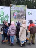 """""""Naša planéta nie je na jedno použitie"""" odkazujú deti z Partizánskeho"""