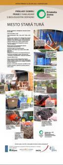 Príklady dobrej praxe v nakladaní s biologickými odpadmi